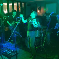 The Razors Band live performance 21
