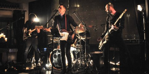 The Razors Band live performance 6